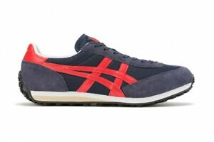 asics Onitsuka Tiger EDR 78 1183B395 MIDNIGHT/CLASSIC RED With shoe bag