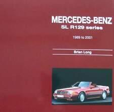 LIVRE/BOOK : MERCEDES BENZ SL SERIE R129 1989-2001 (voiture de collection,guide