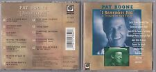 Pat Boone - I Remember Red: A Tribute to Red Foley (CD, Oct-1994, Laserlight)