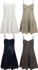 River Island Sleeveless Short/Mini Sundress Women's Dresses