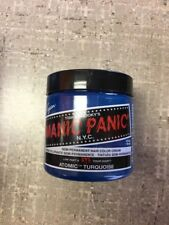 Manic Panic Semi-Permament Hair Color Creme, Atomic Turquoise 4 oz