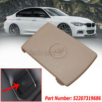 Beige Rear Child Seat Safety Anchor ISOFix Cover Flap For BMW  3 Series E90