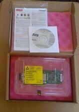 QLogic 8Gb FC dual port QLE2562 HBA 8GBE PCIe X8 00Y5629 44T1359 42D0516 ( NEW )