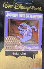 Disney WDW - Character Sliders - Journey Into Imagination Attraction Pin