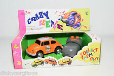 VW VOLKSWAGEN BEETLE KAFER CRAZY BEETLE R/C MINT BOXED RARE