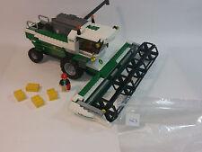 LEGO 7636 Combine Harvester  - 100 % Complete VERY RARE Nr.463