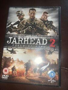 Jarhead 2 - Field of Fire DVD (2014) **BRAND NEW & SEALED**