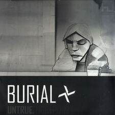 Burial - Untrue (2lp Vinyl) 2007 Hyperdub/Hdblp002 New