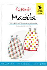 Motifs de coupe Madita de Farbenmix porteur robe pour Sweat Et Textile