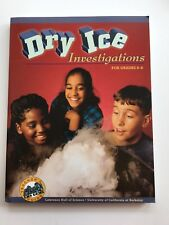 Great Explorations in Math and Science Dry Ice Investigations Grades 6-8 Homesch