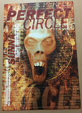 Tool A Perfect Circle Rare 2000 Promo Concert Gig Tour Poster Denver Mint Usa
