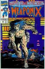 Marvel Comics Presents # 80 (Weapon X by Barry Windsor-Smith) (Estados Unidos, 1991)