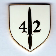 Lapel Badge Royal Marine 42 Commando