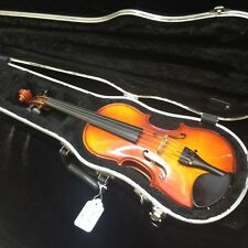3/4 Size Aubert Violin (AUB559) Made In Romania and Ready To Play