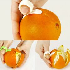 1pcs Kitchen Gadgets Cooking Tools Slicer Cutter Finger Type Open Orange Device