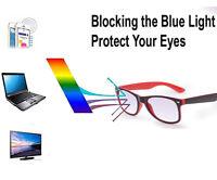 Unisex Gafas de lectura 0.00 4.00 Diseñador visión Anti Brillo Luz Azul