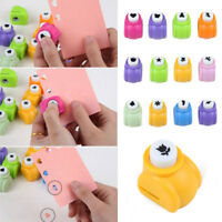 Mini Scrapbook Puncher Paper Hole Punch Shaper Craft Card Tool Punches Kid Gifts