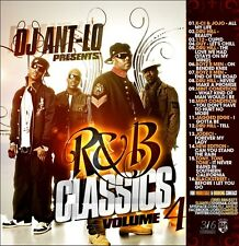 DJ ANT LO SOUL & R&B CLASSICS MIX CD VOL 4