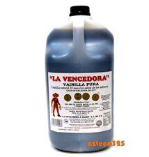 La Vencedora 1 Gallon Mexican Vanilla Vainilla Pura Extract From Mexico