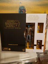 "Hasbro Star Wars Black Series 6"" Inch Figure CAD Bane & Todo 360 Set"