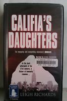 Califia's Daughters by Leigh Richards: Unabridged Cassette Audiobook (EE5)