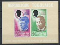 Togo Bloc N°43** (MNH) 1970 - En mémoire de Dwight D. Eisenhower