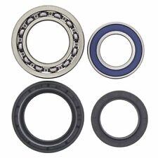 Fits 2002-Up Yamaha Kodiak Grizzly YXZ 450 550 660 700 1000 Complete Sealed Front and Rear Wheel Bearing Set