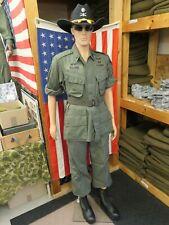 US Army Vietnam Jungle M64 Uniform komplett Lt. Colonel Bill Kilgore Kostüm Hut