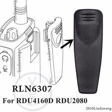 Belt Clip for Motorola Rdu4160D Rdu2080 Rdu4100 Rdv5100 Portable Radio Rln6307