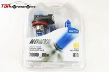 NOKYA Halogen Light Bulbs H11 Arctic White 7000K S2 80W