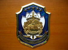 Shanghai City Crimihal Police,China,ICPO,Interpol Police Metal Badge,Very Rare.