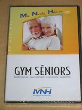 DVD / GYM SENIORS / MES NOUVELLES HABITUDES / NEUF SOUS CELLO