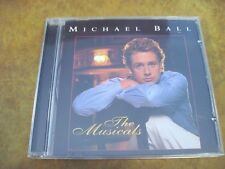 MICHAEL BALL THE MUSICALS