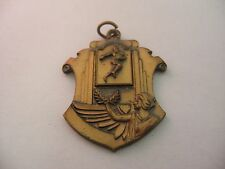 Amazing Design Vintage 1963 Sports Football Efficiency Award Medal Charm