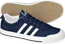 Chaussure ADIDAS Brasic str II marine/blanc T:40 2/3 UK 7   Ref: 018247