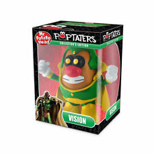 Marvel Mr Potato Head Vision POPTATER Collector Edition NIB Avengers Potatohead