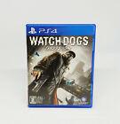 Sony PS4 PLAYSTATION - Watch Dogs Versión Japan