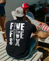 Five Five Six T-shirt For Men