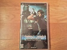 Crisis Core Final Fantasy VII Sony PlayStation Portable (PSP) Japan Import