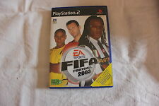 PLAYSTATION 2 FIFA FOOTBALL 2003