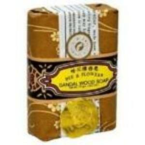 Bee & Flower Sandalwood Soap (12x2.65 Oz)
