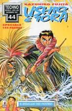 manga STAR COMICS USHIO E TORA numero 12