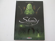 SHANDY UN ANGLAIS DANS L'EMPIRE T1 EO2004 TBE AGNES  EDITION ORIGINALE
