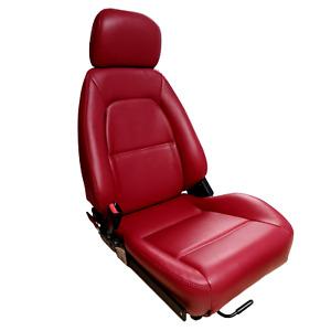 MX5 LATE MKI & MKII LEATHER SEAT COVERS - SC838