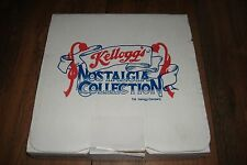"1993 KELLOGG'S NOSTALGIA PLATE - ""Just Between Friends"" COA  w/ orginial box"