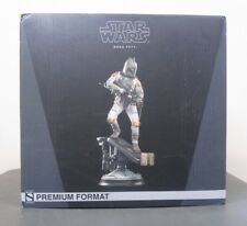 Boba Fett STAR WARS SIDESHOW Collectibles 1:4 Scale Premium Format /1250