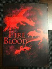 Displate Metal Poster - Game of Thrones House Targaryen -Bild, Metall Kunstdruck