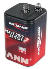 ANSMANN 4r25 6 Volt Zinc Carbon Battery