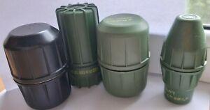 YUGOSLAVIA ARMY LOT BOMB BOX military CASE hermetic chest M52 HAND GRENADE fuze