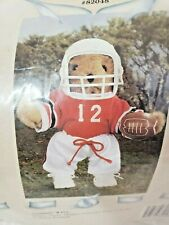 Treasured Toggery All American Red Football Player Outfit #82048 Tender Heart
